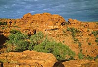 Kings Canyon, NT