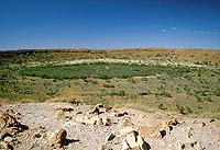 Wolfe Creek Meteorite Crater
