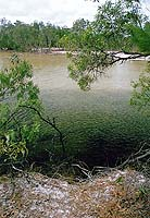 Furt am Jardine River, Cape York, QUE