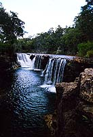 Eliot Falls, Cape York, QUE