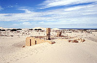 Old Telegraph Station bei Eucla